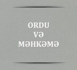 Ordu və Məhkəmə