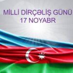 Ümid Partiyası Milli Dirçəliş Günü münasibəti ilə xalqı təbrik etdi