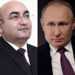 İqbal Ağazadə Putinə açıq məktub yazdı
