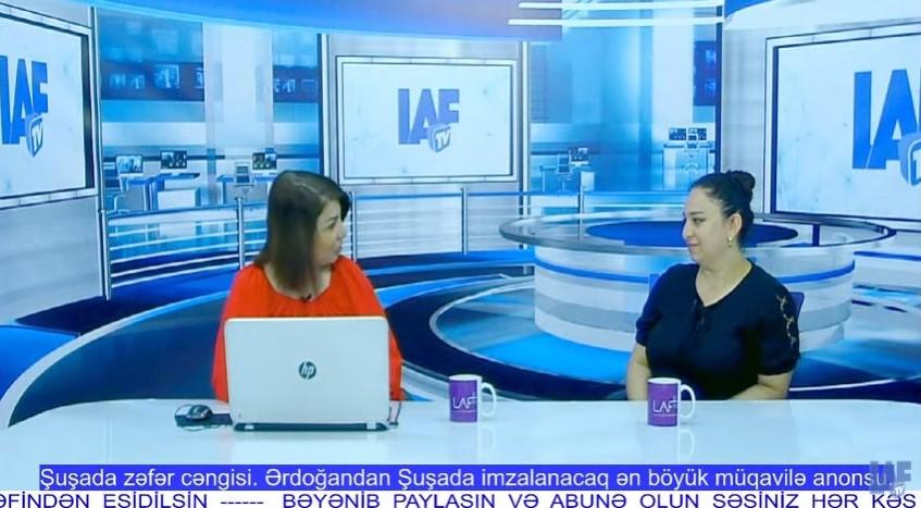Türkiyənin Qarabağla bağlı yürütdüyü siyasət Amerikanın da maraqlarına uyğundur - İLAHƏ SADIQOVA