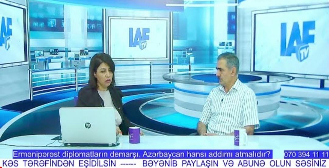 Ermənipərəst diplomatların demarşı, Azərbaycan nə etməlidir?! - ƏNVƏR AĞAZADƏ ilə